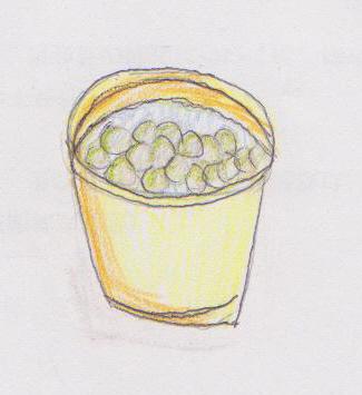 完熟状態の梅は水に漬けないほうが良いとされています。水につける場合は、熟度でその時間を判断します