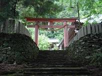 鞆渕八幡神社