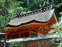 鞆渕八幡神社 本殿